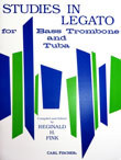 Studies In Legato For Bass Trbn and Tuba
