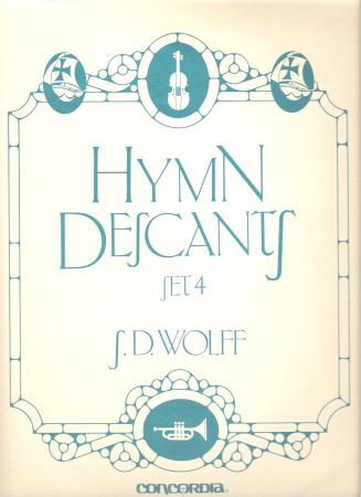 HYMN DESCANTS SET 4 (W/ORGAN)