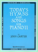 Today's Hymns and Songs For Piano II