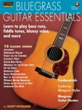 Bluegrass Guitar Essentials (Bk/Cd)