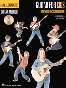 Guitar For Kids Method & Songbook (Bk/CD