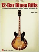 12-Bar Blues Riffs (Bk/Cd)