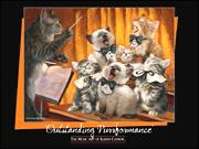 POSTER: OUTSTANDING PURRFORMANCE