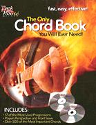 Only Chord Book You Will Ever Need (Bk/C