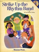 STRIKE UP THE RHYTHM BAND (BK/CD)