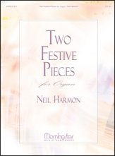 TWO FESTIVE PIECES