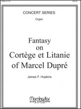 FANTASY ON CORTEGE AND LITANY