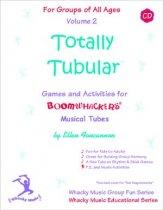 TOTALLY TUBULAR VOL 2 (BK/CD)
