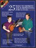25 Ways To Improve Your Improvising (Bk/