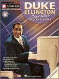 Jazz Play Along V088 Duke Ellington Favo
