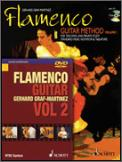 Flamenco Guitar Method Vol 2 (W/Dvd)