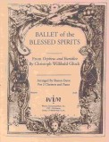 Ballet of The Blessed Spirits (2 CL/Pf)