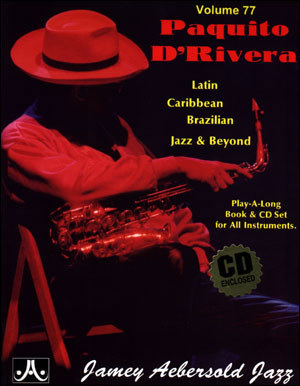 Paquito D'rivera: Latin Brizilian Vol 77