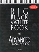 BIG BLACK & WHITE BOOK OF ADVANCED VOL 2