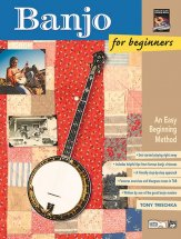 Banjo For Beginners (Bk/Cd)