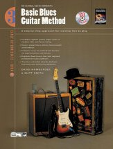 Basic Blues Guitar Method Bk 3 (Bk/Cd)