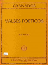 Valses Poeticos For The Piano