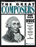Great Composers and Their Music Vol II