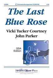 The Last Blue Rose