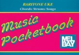 Music Pocketbook Baritone Uke