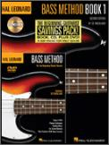 Hal Leonard Bass Method Bk 1 (Bk/CD/Dvd)