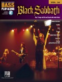 Bass Play Along Vol 26 Black Sabbath