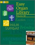 Easy Organ Library Vol 43