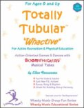 Totally Tubular Whactive (Bk/Cd)