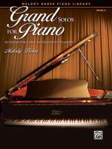 Grand Solos For Piano Bk 4