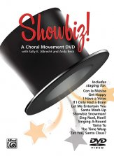 Showbiz A Choral Movement Dvd