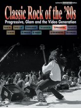 Classic rock of the 80s progressive gl sheet music by for Progressive house classics