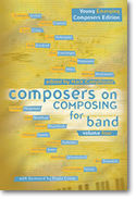 Composers On Composing For Band V4