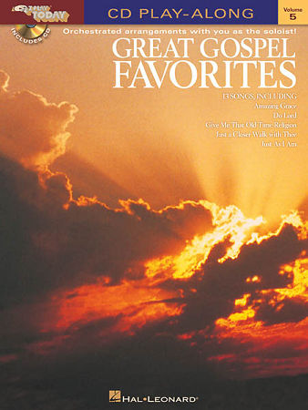 Great Gospel Favorites Vol 5