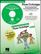Piano Technique Bk 4 (Cd)