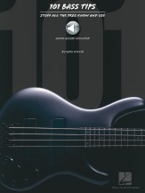 101 Bass Tips (Bk/Cd)