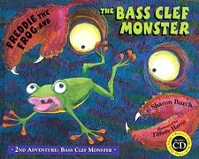 Bass Clef Monster (2nd Adventure-Freddie