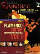 Flamenco Guitar Method Vol 1 (Bk/CD/Dvd)