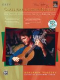 Classical Guitar Recital (Bk/Cd)