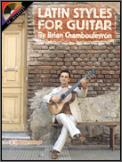 Latin Styles For Guitar (Bk/Cd)