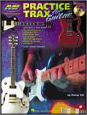 Practice Trax For Guitar (Bk/Cd)