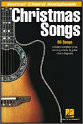 Christmas Songs (Guitar Chord Songbook)