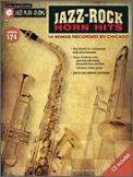 Jazz Play Along V124 Jazz-Rock Horn Hits