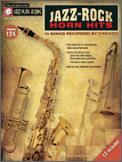 Jazz Play Along V124 Jazz-Rock Horn Hits
