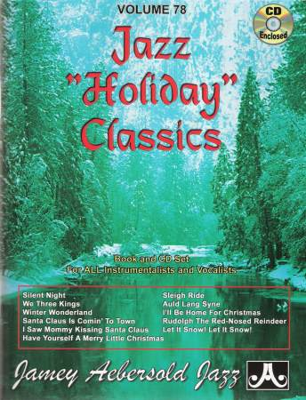 Jazz Holiday Classics Vol 78