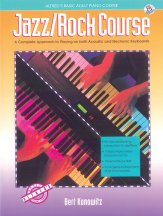 Jazz/Rock Course (Bk/Cd)