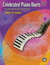 Celebrated Piano Duets Bk 3