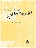 Greet The Rising Sun