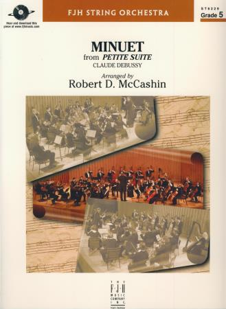 Minuet From Petite Suite