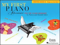 My First Piano Writing Bk B