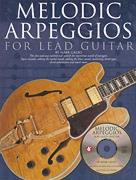 Melodic Arpeggios For Lead Guitar (Bk/C